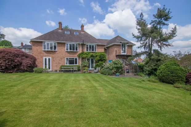 Thumbnail Detached house for sale in Sling Lane, Malvern
