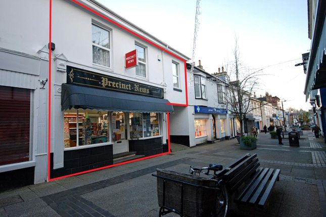 Thumbnail Commercial property for sale in Fore Street, St Marychurch, Torquay, Devon