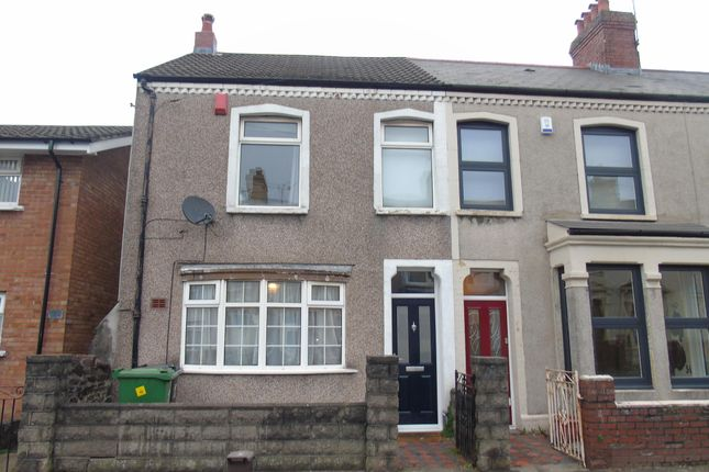 Thumbnail Property to rent in Romilly Road West, Canton, Cardiff