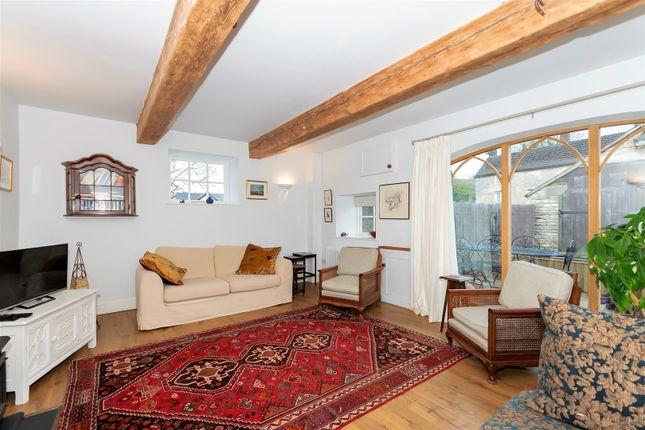 Hf - Living Room of Main Street, Greetham, Oakham LE15