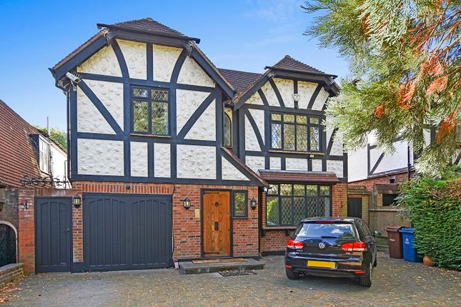Thumbnail Detached house to rent in Canons Drive, Stanmore