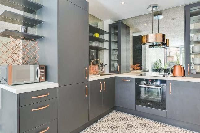 Kitchen of 105 Marsham Street, Westminster, London SW1P