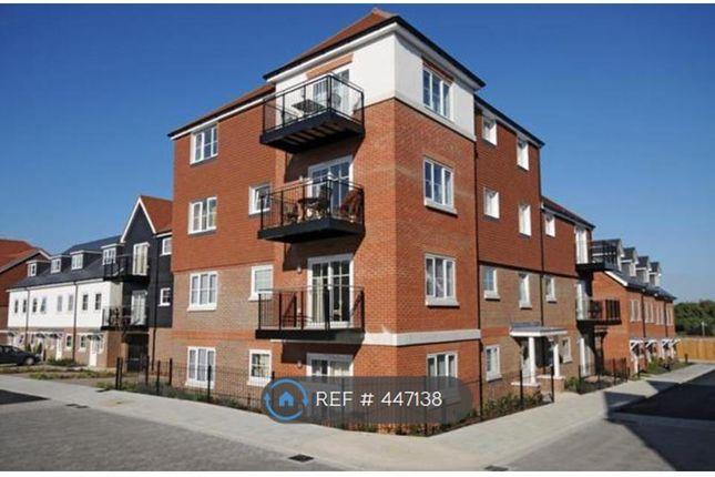 Thumbnail Flat to rent in Campion Square, Dunton Green