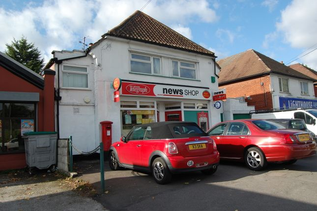 Thumbnail Retail premises for sale in 5 Derby Road, Derbyshire
