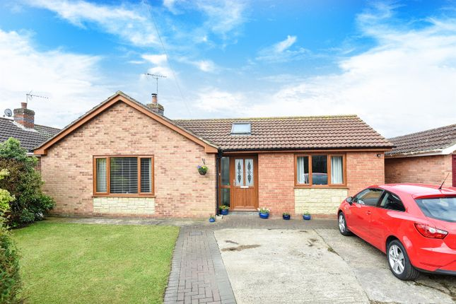 Thumbnail Detached bungalow for sale in Clover Road, Willoughby, Alford