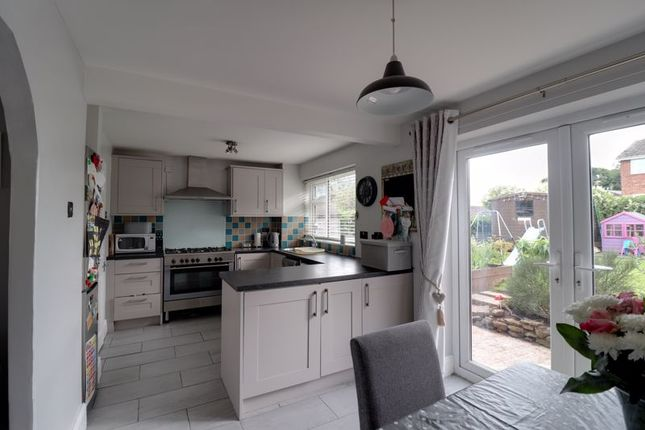 Dining Kitchen of Ferncombe Drive, Rugeley WS15