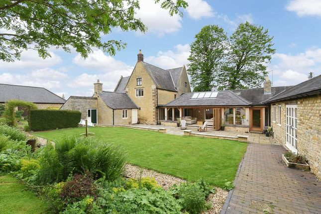 Thumbnail Detached house for sale in Wakerley Road, Harringworth, Northamptonshire