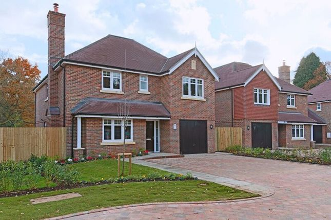 Thumbnail Detached house for sale in Crawley Down Road, Felbridge, East Grinstead