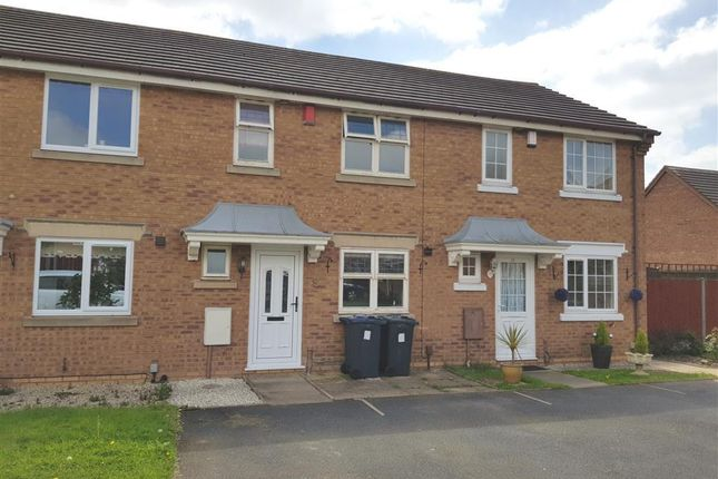 Thumbnail Property to rent in Brinklow Croft, Shard End, Birmingham