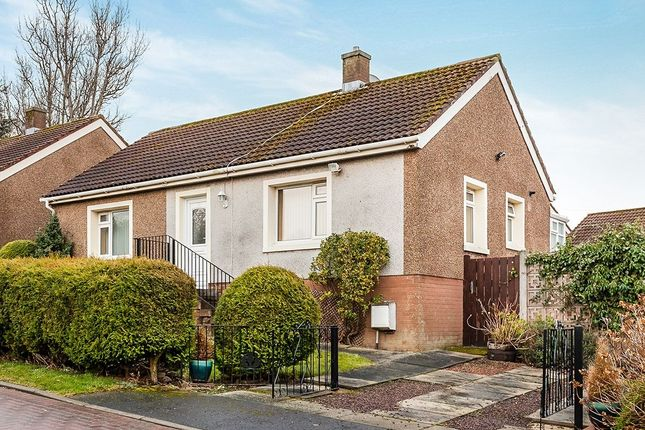 Thumbnail Bungalow for sale in Suttieslea Crescent, Newtongrange, Dalkeith