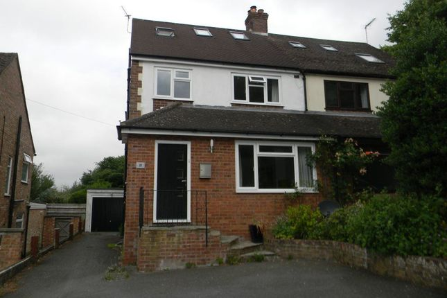 Thumbnail Semi-detached house to rent in Dell Field Close, Berkhamsted