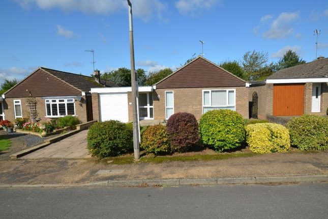 Thumbnail Bungalow to rent in Fern Dale Close, Geddington, Kettering