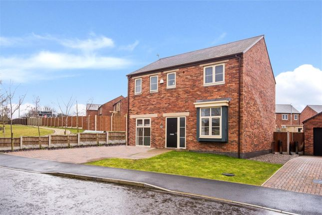 Thumbnail Detached house for sale in Brook Meadow Close, Astley, Manchester