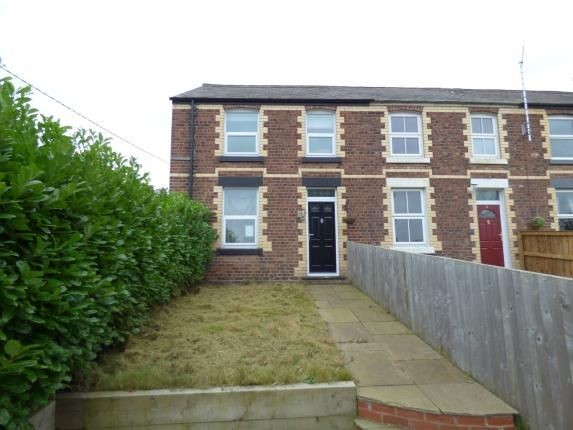 Thumbnail End terrace house for sale in Knowle View, Daisy Hill Road, Buckley, Flintshire