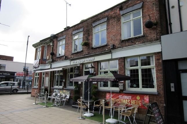 Thumbnail Pub/bar for sale in Nags Head, 1 High Street North, Dunstable, Bedfordshire