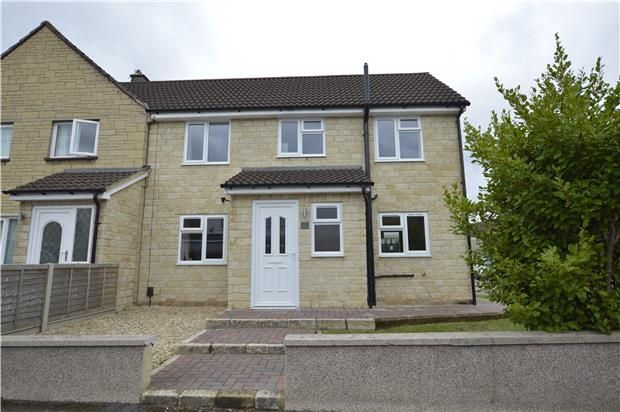 Thumbnail End terrace house for sale in Bradley Avenue, Winterbourne, Bristol