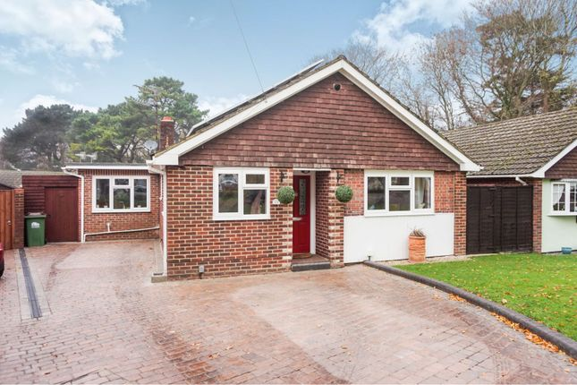 Thumbnail Detached bungalow for sale in Beverley Heights, Townhill Park, Southampton