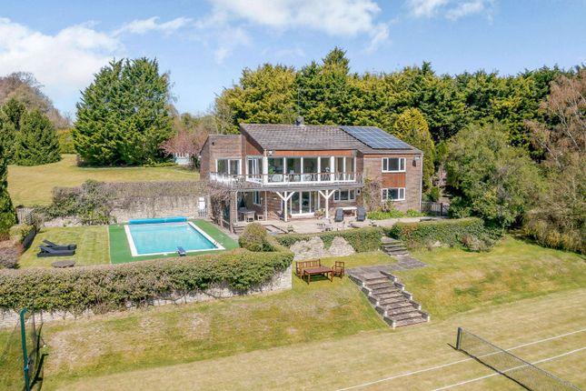 Thumbnail Detached house for sale in The Dene, Hurstbourne Tarrant, Andover
