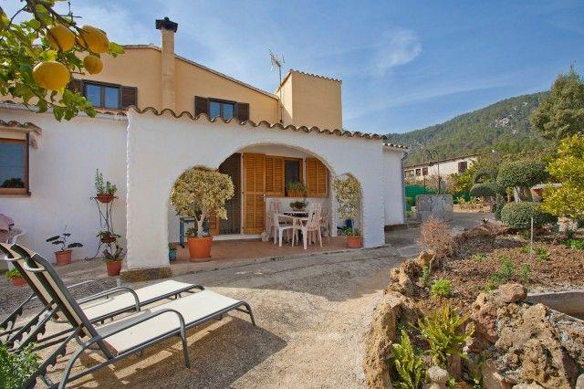 Exterior of Spain, Mallorca, Pollença