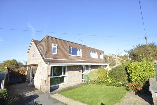 Thumbnail Semi-detached house for sale in St. Annes Drive, Coalpit Heath, Bristol