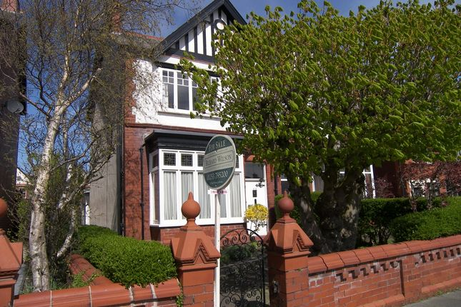 Thumbnail Semi-detached house for sale in Westby Road, St. Annes, Lytham St. Annes