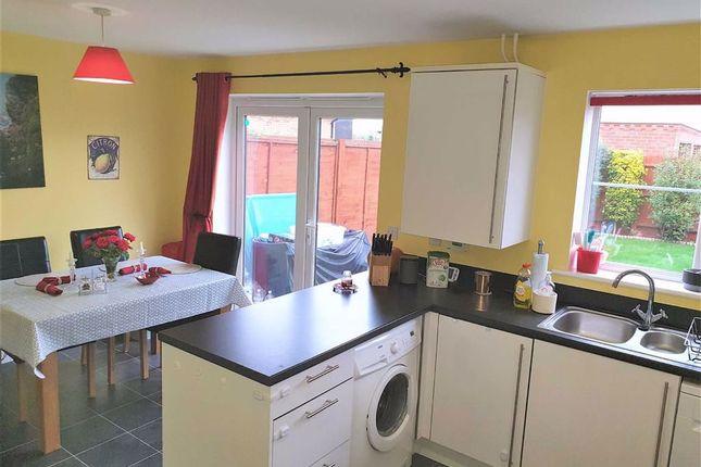 Kitchen/Diner of Markhams Close, Basildon, Essex SS15