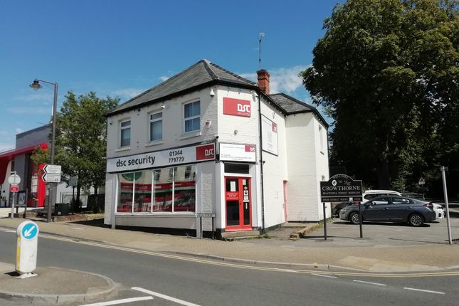 Industrial for sale in High Street, Crowthorne