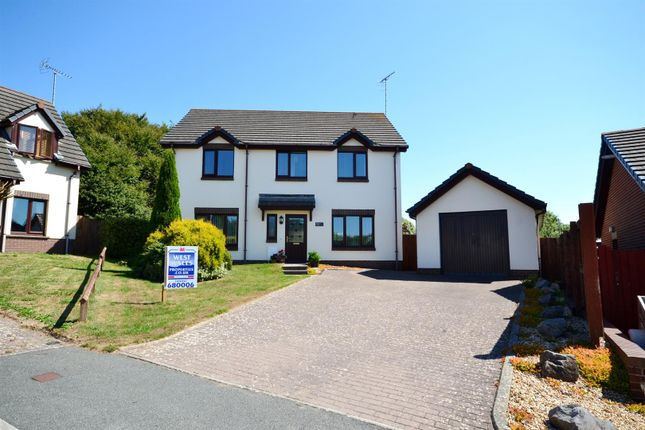Thumbnail Detached house for sale in Charles Thomas Avenue, Pembroke Dock
