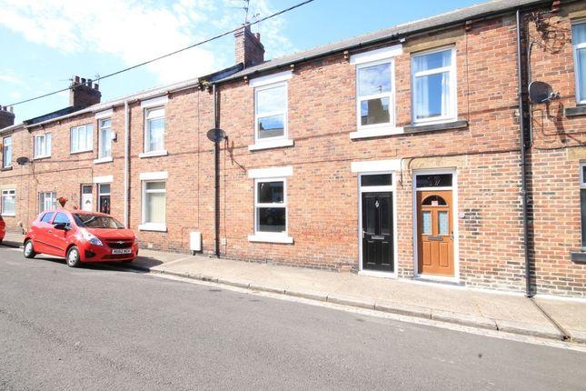 Thumbnail Terraced house to rent in Arthur Street, High Hold, Pelton, Chester Le Street