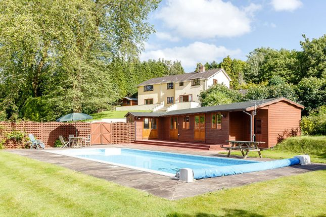 Thumbnail Detached house for sale in Ide, Exeter, Devon