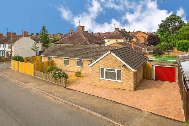 Thumbnail Detached bungalow for sale in Bath Road, Kettering