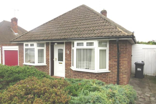 Thumbnail Detached bungalow for sale in Wheat Hill, Letchworth Garden City