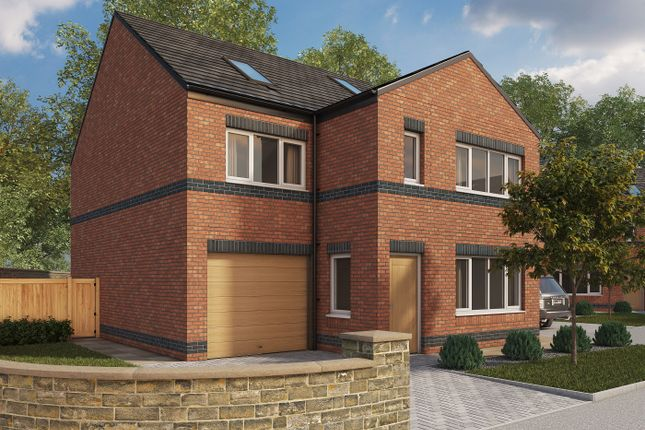 Thumbnail Detached house for sale in Plot Five, Gillots Hollow, Middleton Road