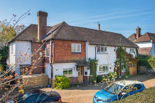Thumbnail Detached house for sale in Yardley Park Road, Tonbridge
