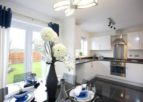 Thumbnail Detached house for sale in The Glaramara House Type, Thorncliffe South Development, Barrow-In-Furness
