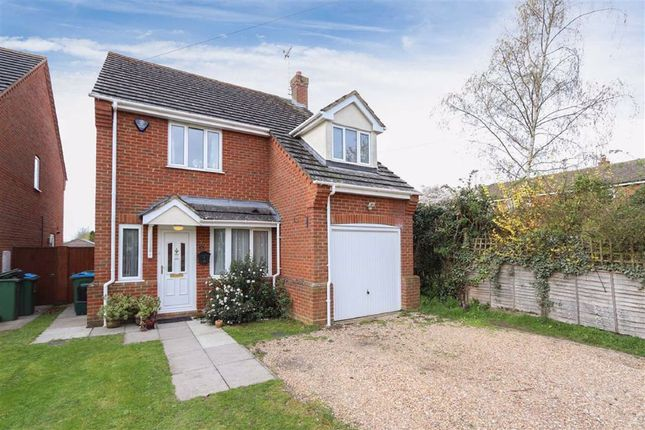 Thumbnail Detached house for sale in Church Road, Slapton, Leighton Buzzard