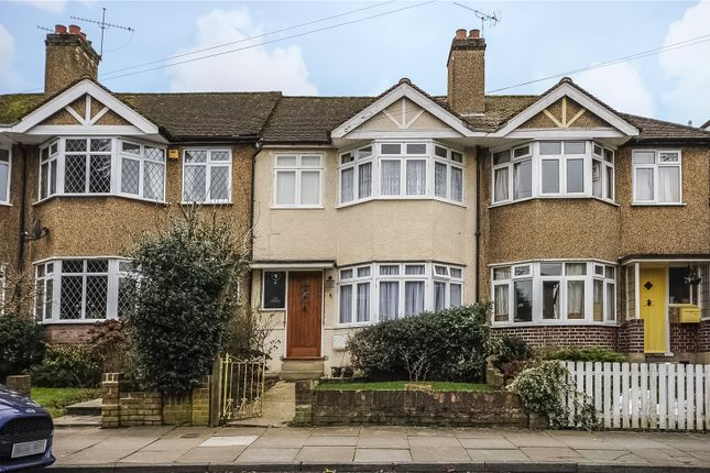 Thumbnail Terraced house for sale in Maybank Gardens, Old Eastcote, Middlesex