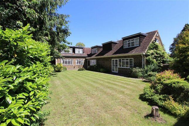 Thumbnail Detached house for sale in Copper Beech Way, Leighton Buzzard