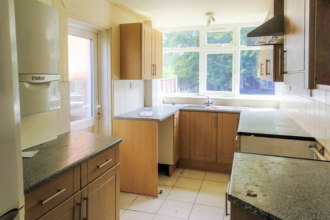 Thumbnail End terrace house for sale in Dorset Road, Edgbaston, Birmingham