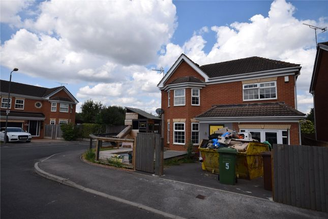 Thumbnail Detached house for sale in Virginia Gardens, Lofthouse, Wakefield