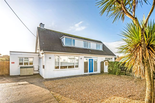 Thumbnail Detached house for sale in House Split Into 5 Apartments, Trevarrian, Newquay