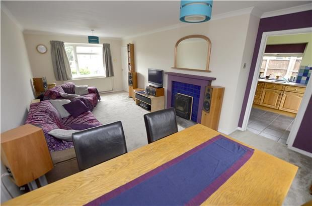 Thumbnail End terrace house for sale in Mathews Way, Stroud, Gloucestershire