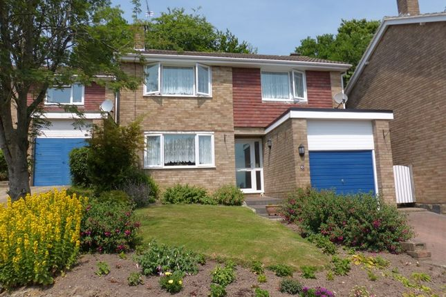 Thumbnail Property for sale in Woodland Way, Crowborough
