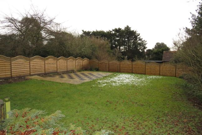 Garden of Westerfield Court, Westerfield Road, Ipswich IP4