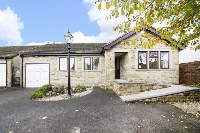 Thumbnail Bungalow for sale in Kings Road, Ilkley