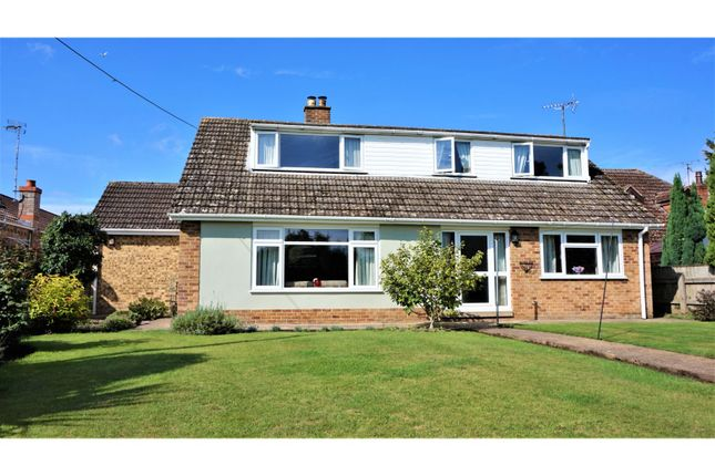 Thumbnail Property for sale in Colletts Bridge Lane, Elm, Wisbech