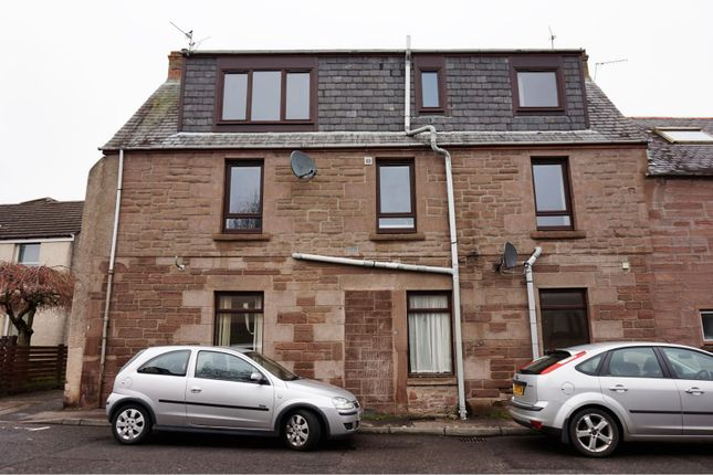 Thumbnail Maisonette for sale in Union Street, Brechin