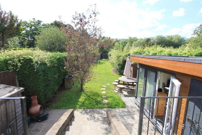Garden of Hoylake Crescent, Ickenham, Uxbridge UB10