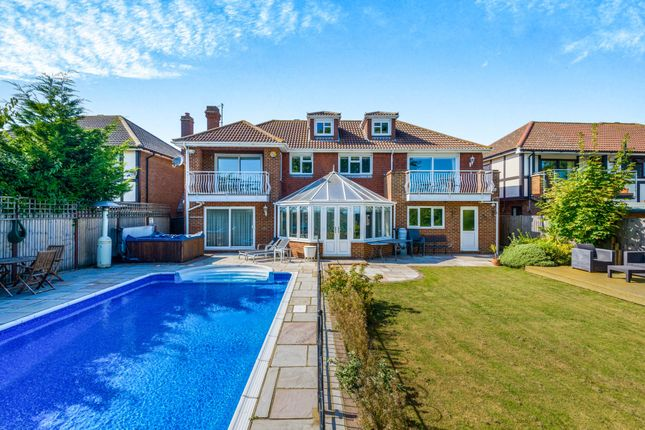 Thumbnail Detached house for sale in Admirals Walk, Shoeburyness, Southend-On-Sea, Essex