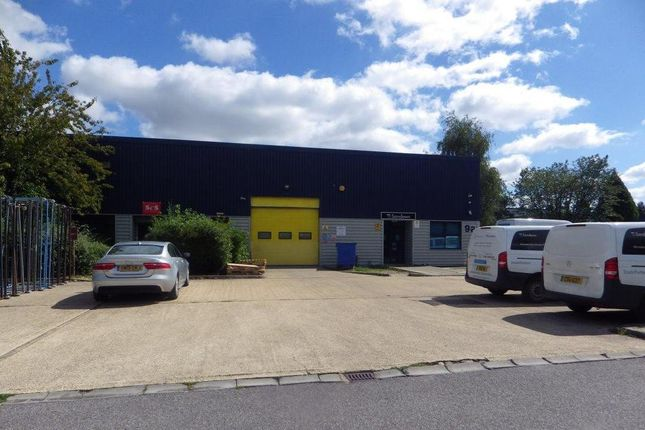 Thumbnail Industrial to let in Unit 9A Telford Road, Houndmills Industrial Estate, Basingstoke